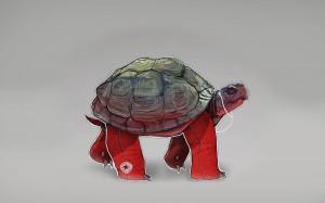 tortoise-earphones-creative-hd-wallpaper